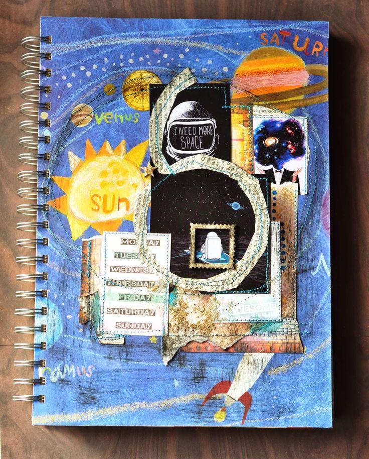 к другим берегам: блокнот или альбом для рисования
