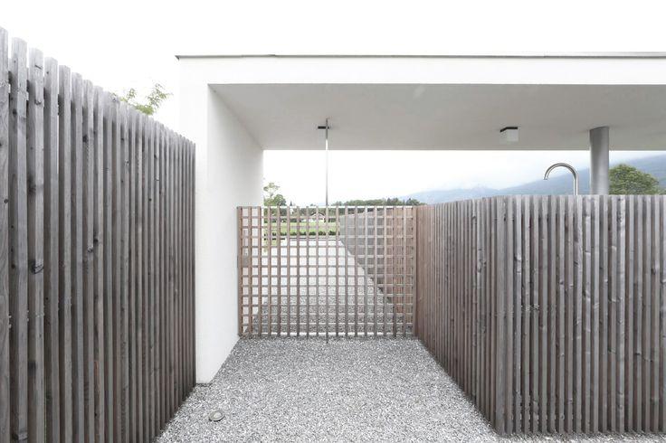 Schwellen-Raum / Entwurf Fischill Architekt