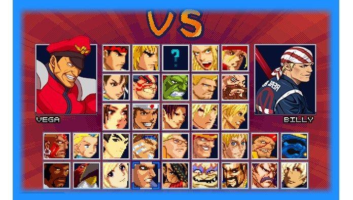 Street Fighter Vs Fatal Fury Mugen Download Street Fighter Fighter Fury