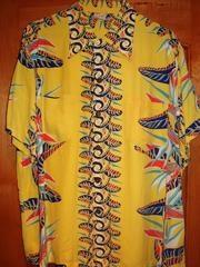 Rare Vintage Hawaiian Shirts, Rare Vintage Aloha Shirts - TheHanaShirtCo: Aloha Shirt