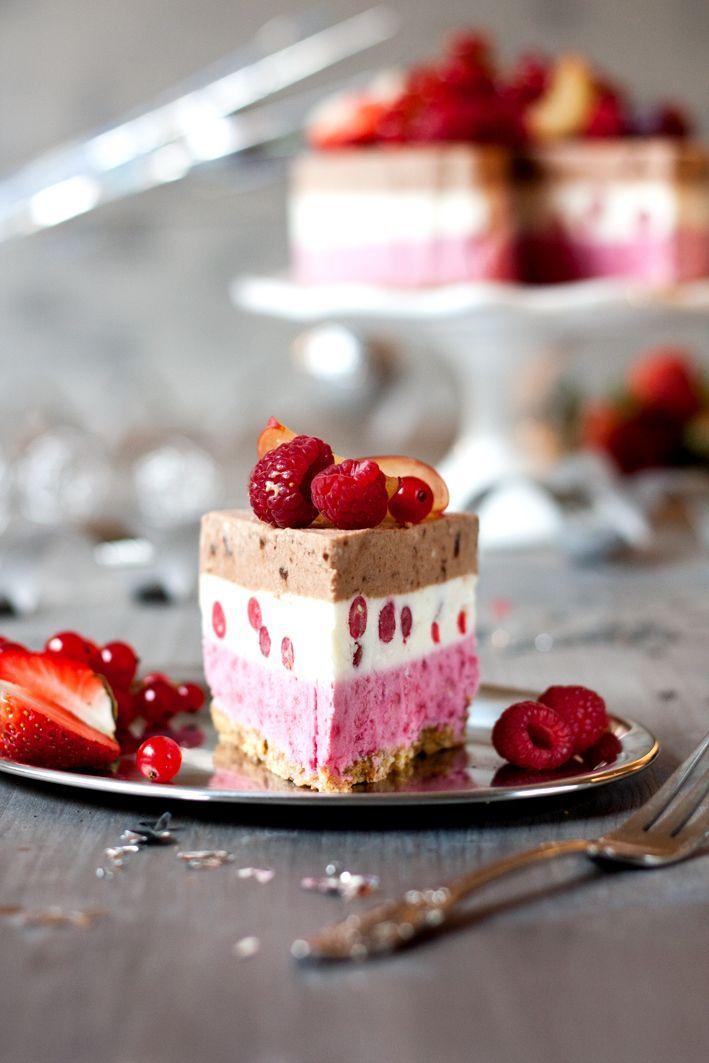 Beerige Eistorte Rezept Eistorte Kochen Und Backen Und Kuchen Und Torten