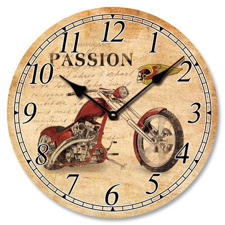 Ρολόι Τοίχου Passion 33εκ http://www.lovedeco.gr/p.Roloi-Toichou-Passion-33ek.902643.html