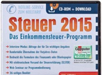 """Aldi-Süd: CD-ROM """"Steuer 2015"""" für 4,99 Euro sowie weitere Büro-Artikel http://www.discountfan.de/artikel/c_discounter/aldi-sued-cd-rom-steuer-2015-fuer-499-euro-sowie-weitere-buero-artikel.php Kurz vor Ende des Jahres startet bei Aldi-Süd ein letztes Büro-Spezial: Im Angebot sind Laminiergeräte und Aktenvernichter, aber auch zahlreiches Zubehör. Mit dabei: Die beliebte Steuer-CD für nur 4,99 Euro. Aldi-Süd: CD-ROM """"Steuer 2015″ für 4,99 Euro sowie wei"""
