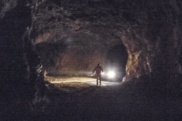 Copper, Underground Mining. Chile
