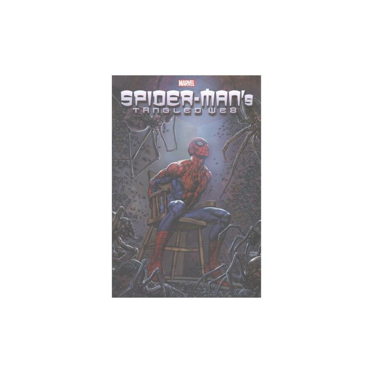 Spider-man's Tangled Web Omnibus (Hardcover) (Garth Ennis & Greg Rucka & Peter Milligan & Bruce Jones)