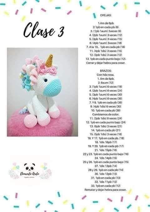 Crochet Bunny Pattern, Crochet Animal Patterns, Crochet Patterns Amigurumi, Crochet Dolls, Crochet Diy, Crochet Bear, Crochet Unicorn, Halloween Crochet, Crochet Projects