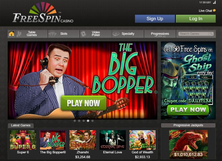 Free spin casino coupon codes