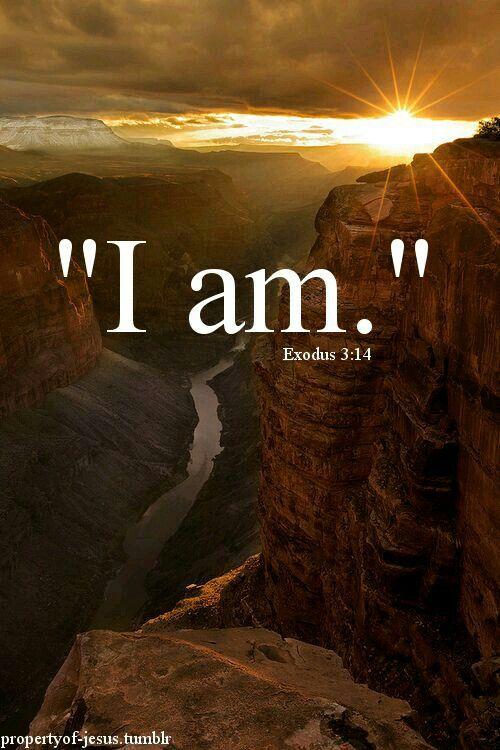 Esodo 3:14
