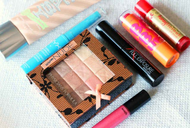 Age-appropriate tween makeup: here's what we used.