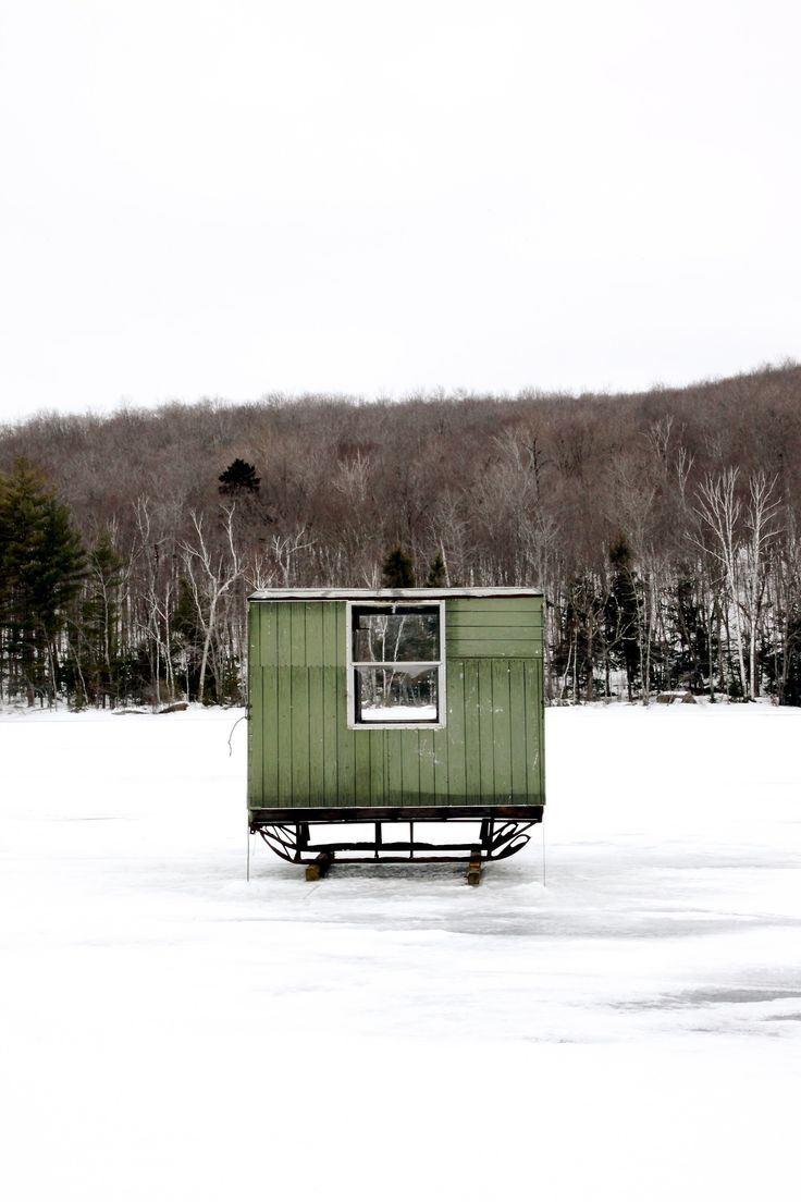 17 best ideas about ice shanty on pinterest ice fishing for Ice fishing cabins alberta