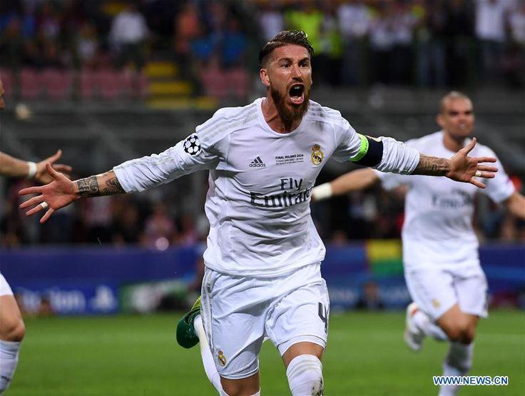 Ramos goal vs Atletico <3 11