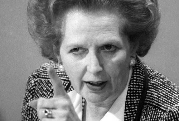 Margaret Tatcher fue una líder autocrática