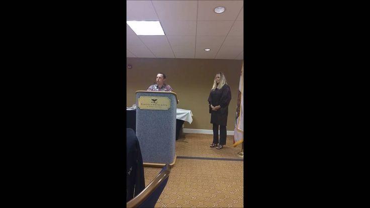 2016 WSBAA Hollister Award  Shawn Alladio Recipient
