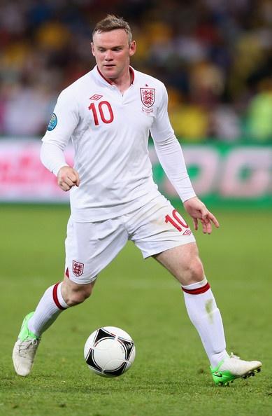 ROONEY, Wayne | Forward | Manchester United (ENG) | @WayneRooney