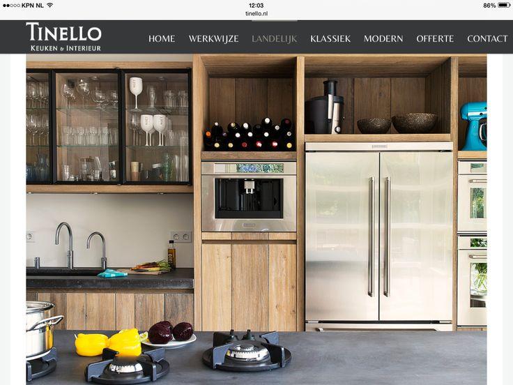 129 beste afbeeldingen over nieuw huis keuken op pinterest ontwerp beton hout en golf ontwerp - Deco keuken ontwerp ...