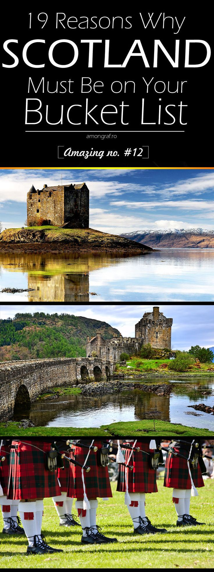 19 Reasons Why Scotland Must Be on Your Bucket List. Amazing no. #12  #Scotland