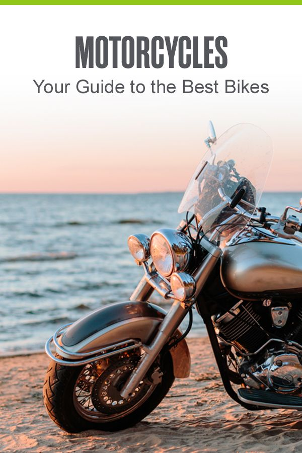 Types Of Motorcycles Your Guide To The Best Bike Options With