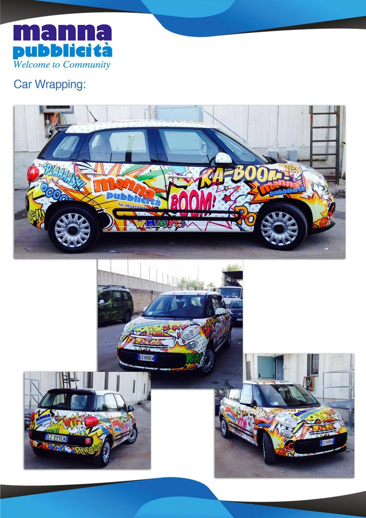 car wrapping total bosy