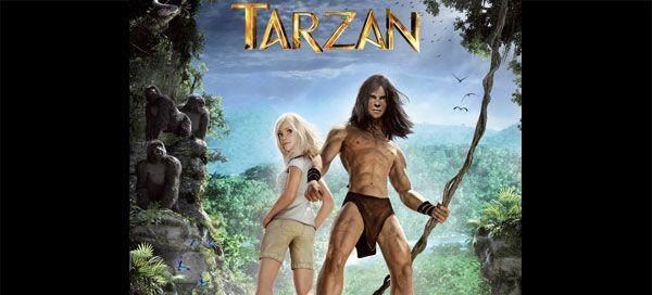 José Fidalgo dá voz ao Tarzan dos tempos modernos