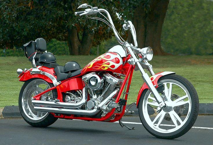 Motorrad, Häcksler, Glänzend, Sauber, Reifen, Chrom