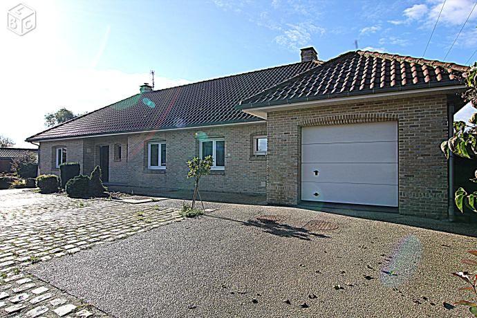 Plain-pied 130 m² Esquelbecq