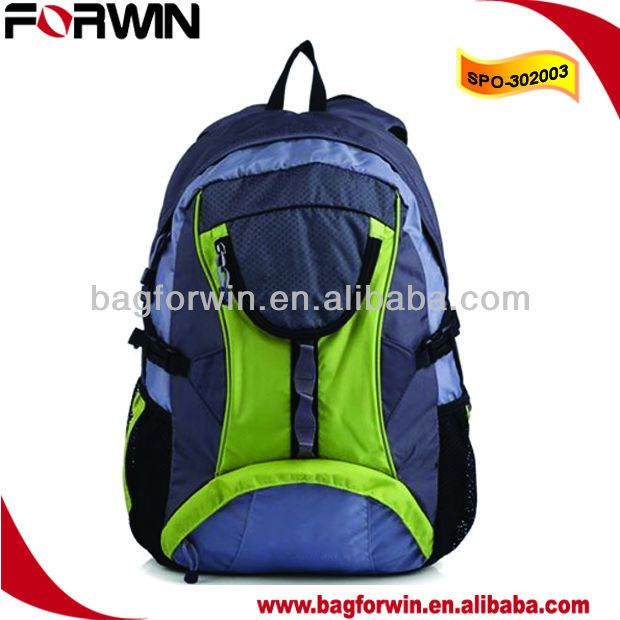 Leisure 600D sports backpack $2.8~$6.2