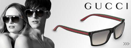 #Occhiali da sole #Gucci originali online diversi modelli per uomo e donna