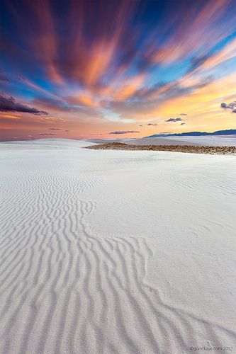 White Sands National Monument • New Mexico | USA