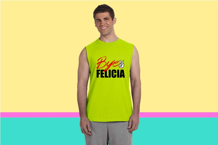 Bye Felicia Friday Sleeveless T-shirt