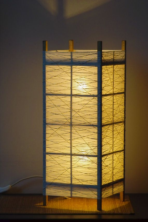 japanese style lighting. table lamp japanese style by kgline on etsy lighting g
