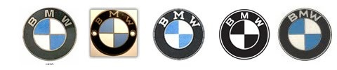 #DESIGN: The true meaning of the #BMW logo is the most controversial issue of the company. One theory is that the circular blue and white BMW logo or roundel is portrayed by BMW as the movement of an aircraft propeller, to signify the white blades cutting through the blue sky. Another theory is that the emblem evolved from the circular Rapp Motorenwerke company logo, from which the BMW company grew, combined with the white and blue colours of the flag of Bavaria.