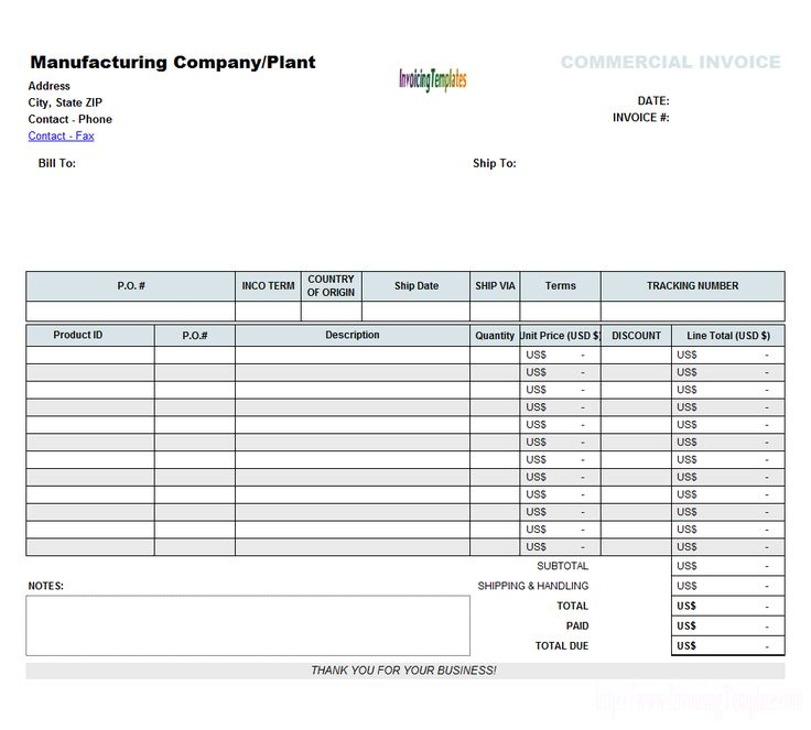proforma invoice format office excel template - invoce sample