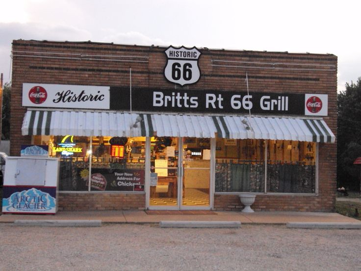 226 Best Images About Places-Route 66 On Pinterest