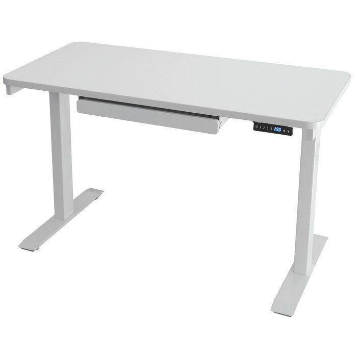 Tresanti Adjustable Height Desk 4 Programmable Settingsusb Charger