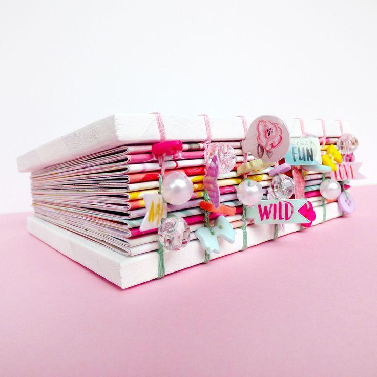 @paigeevans @pinkpaislee #bookbinding More