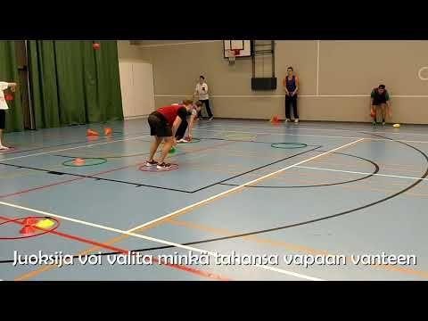 Syöttökisa – koppaa & juokse - YouTube