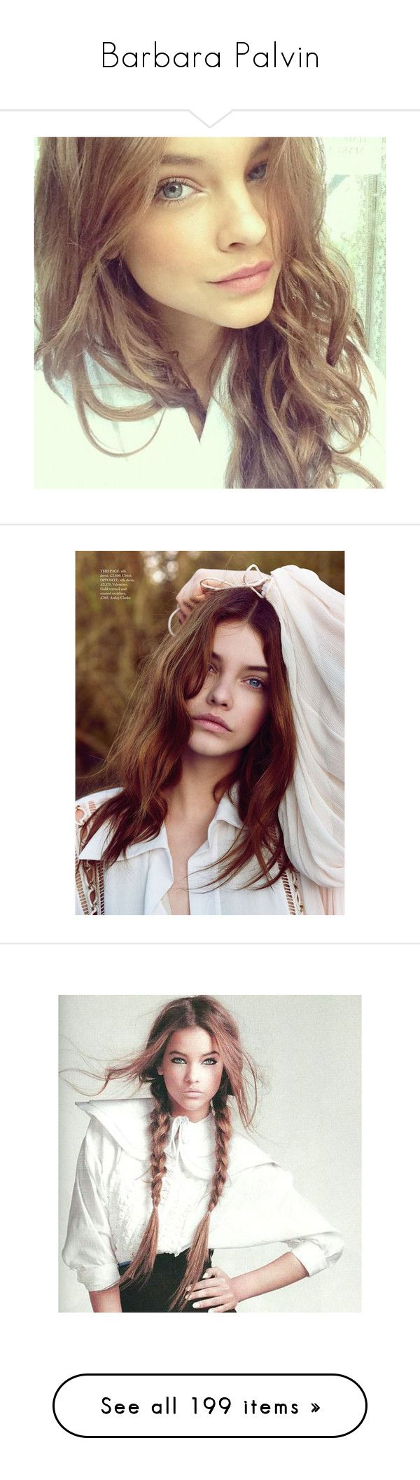 """""""Barbara Palvin"""" by andimarie1987 ❤ liked on Polyvore featuring barbara palvin, girls, barbara, hair, pictures, justin bieber, people, addison, models and character"""