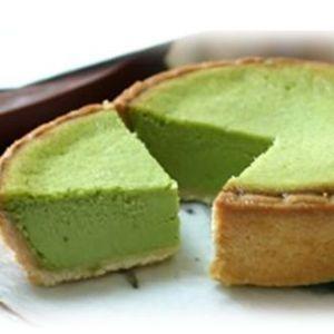 Grean Tea cheese cake