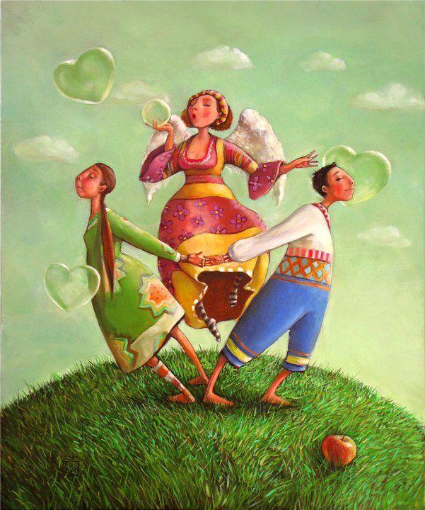 Mariana Kalacheva de 1977   Tutt'Art @   Pittura * Scultura * * Musica Poesia  