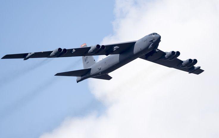 Moscú anunció que un caza ruso interceptó a un bombardero de los Estados Unidos sobre el mar Báltico