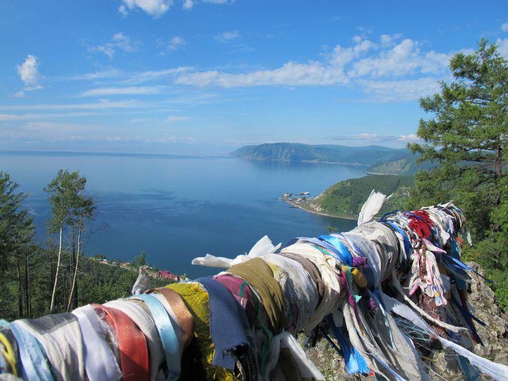 #Sjamanisme #Baikalmeer #Rusland #natuur