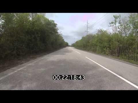 Cycling Grand Cayman Island