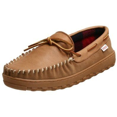 Tamarac by Slippers International Men's Scotty Moccasin,Allspice,12 W US Tamarac by Slippers International. $44.48. Rubber sole. leather. Made in China