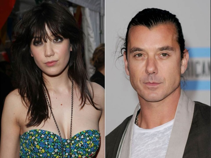 FATHER AND DAUGHTER:  22 year old model Daisy Lowe discovered that Bush lead singer, Gavin Rossdale, was her father in 2004, after a paternity test revealed that the rocker (and then-Godfather) was her biological parent. Though Rossdale initially refused to take the paternity test, it was later revealed that he and Daisy's mother Pearl had had a one-night stand.