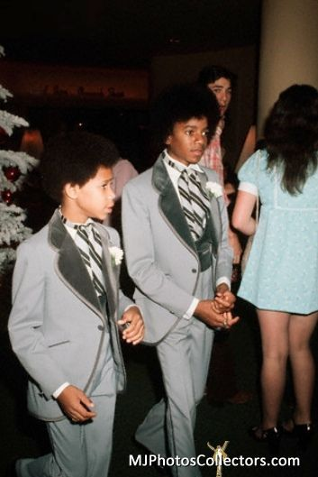 michael jackson at jermaine's wedding 1973 | 1000+ images about Curiosities and Facts about Michael Jackson ღ on ...