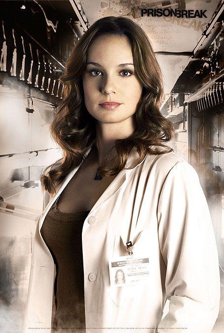 Sarah Wayne Callies - Prison Break, Dr. Sara Tancredi (USA, 1977)