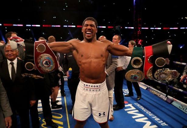 Anthony Joshua New Resume A Great Resume Is About Quality As Well As Quantity Based On This Stated Stature Wilder Anthony Joshua Anthony Joshua Vs Tyson Fury