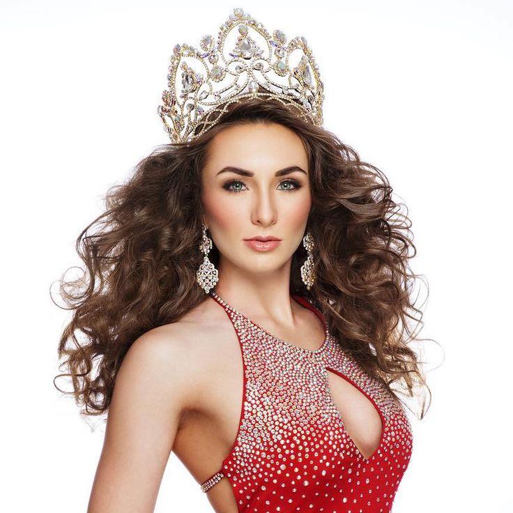 Miss Earth United States 2016 Corrin Stellakis. Photo: Laura Marino