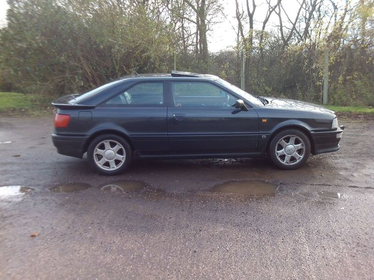 This Audi Coupe S2 4wd Turbo Quattro 1995 122k Full Service History.standard. is for sale.