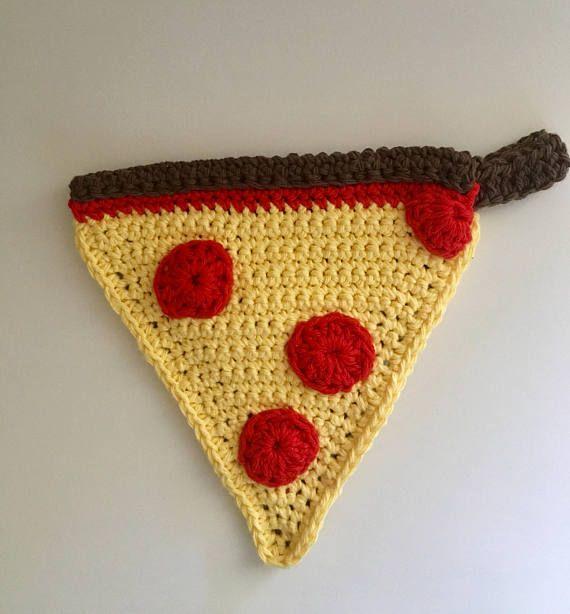 #Handmade #crochet #pizza slice #dishcloth #washcloth #cotton #ecofriendly #pizzalover #foodlover #kitchendesign #kitchendecor #kitchens #christmas #christmasdecor #christmasgifts #kitsch #kawaii #etsy #etsyshop #SmallBizSat #shopsmall #sale #fashion #style #art #SmallBusinessSaturday #shopping #love #geek #nerd #gifts #1 #handmadewithlove